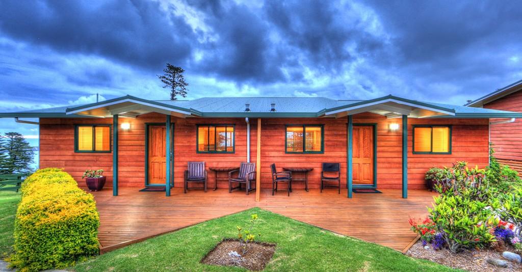 One Bedroom Luxury Apartment - Endeavour Lodge